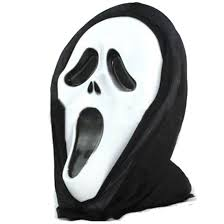 creepy mask ghost creepy scream scary mask for sale in jamaica