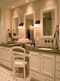 Granite Bathroom Vanity by Best 25 Bathroom Makeup Vanities Ideas On Pinterest Makeup