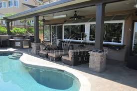 Backyard Covered Patio Plans by Solid Wood Patio Cover Plans Of 7 Alumawood Solid Roof Patio