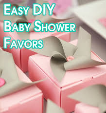 baby shower favors ideas 15 easy diy baby shower favors