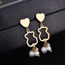 earring styles discount unique gold earring styles 2018 unique gold earring