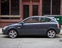 hyundai accent review 2009 2009 hyundai accent our review cars com