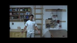 woodworking shop layout and tour youtube