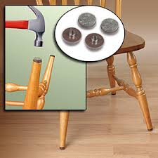 Dining Room Chair Leg Protectors Floor Protectors Set Of 8 Chair Sofa Leg Grips 7 8