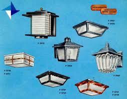Mid Century Modern Outdoor Light Fixtures 41 Midcentury Lighting Ideas Post Lanterns L Posts Wall