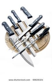 Professional Kitchen Knives by Knife Set Stock Images Royalty Free Images U0026 Vectors Shutterstock