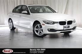 bmw series 3 white used bmw dealer in los angeles near beverly
