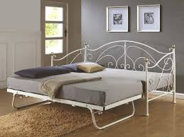 daybed twin daybed frame full size of series white metal day bed