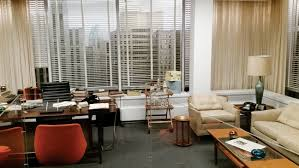 Mad Men Office Where Fans Can See Don Draper U0027s Office Hollywood Reporter
