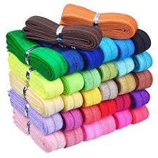 elastic ribbon by the yard mudder 32 yards ribbon elastic foldover elastics