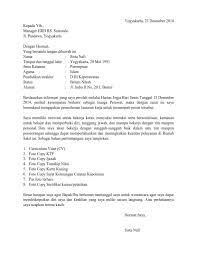 contoh surat pernyataan untuk melamar kerja 17 contoh surat lamaran kerja yang membuat kamu diterima kerja