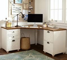 whitney corner desk set pottery barn au