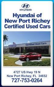 Hyundai Used Cars New Port Richey Hyundai Certified Pre Owned Program Mcdonald Hyundai Pinterest