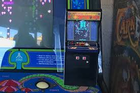Make Your Own Arcade Cabinet by Play Atari U0027s U0027centipede U0027 On A Tiny Authentic Arcade Cabinet