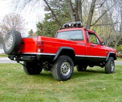 1985 jeep comanche comanche colors mj tech modification and repairs comanche club
