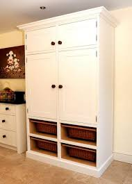 Lowes Kitchen Wall Cabinets Unfinished Shaker Kitchen Cabinets 18x84x24 In Pantry Cabinet