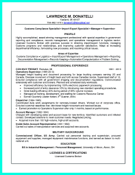 logistics specialist resume sample free resume example and