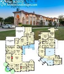 home plans luxury house plan 5445 00183 luxury plan 7 670 square 5 bedrooms