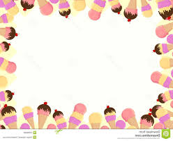 ice cream clipart ice cream border clipart u2013 101 clip art