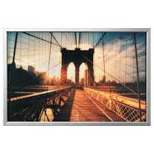 canvas prints art framed pictures ikea ikea bjOrksta picture with frame the picture and frame come in separate packages