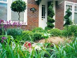 cool front home garden layout design 4 home ideas