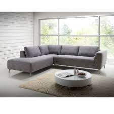 canap tissu gris chin canape angle tissu gris chine comparer 49 offres