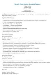 Physical Security Specialist Resume Sample Special Education Intervention Specialist Resume Resame