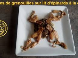 comment cuisiner des cuisses de grenouilles surgel馥s recettes de cuisses de grenouilles