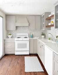 Cliqstudios Cabinet Reviews Kitchen Appealing Painted White Kitchen Cabinets With Appliances