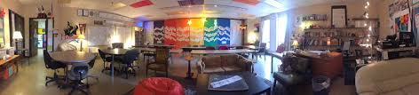 Creative Seating Place Classroom Eye Candy 1 A Flexible Seating Paradise Cult Of Pedagogy