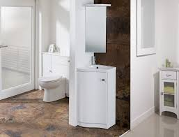 corner vanity units for small bathrooms uk bathroom