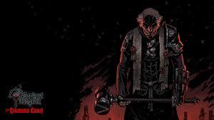 darkest dungeon crimson court how to get courtyard invitations