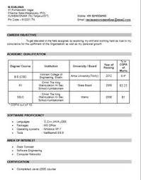 resume format for fresher image result for simple biodata format for fresher bio
