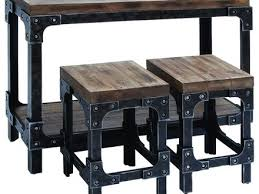 Industrial Bistro Table 45 Pub Bistro Table Sets Pub Table And Chairs Cheap