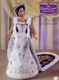 Barbie Doll Queen Elizabeth