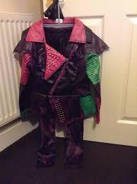 mal costume official disney descendants mal costume in exeter gumtree