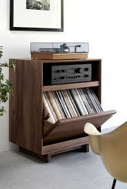 Cool Storage Ideas Cool Vinyl Record Storage Ideas Home Tweaks