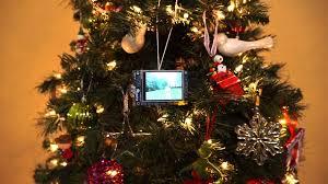 raspberry pi digital photo frame on our christmas tree youtube