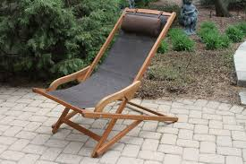 Outdoor Sling Chairs Eucalyptus Hardwood Furniture From Outdoor Interiors