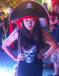 becoming the walking dead for halloween in chiang mai thailand