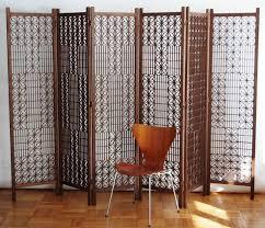 Mid Century Room Divider Vintage Mid Century Room Divider