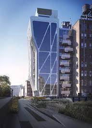 Home Design In New York High Line 23 Neil M Denari Architects Archdaily
