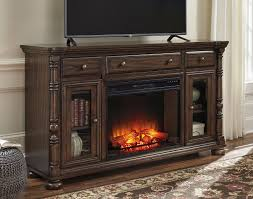 brosana tv stand w infrared fireplace tv stands and tv consoles