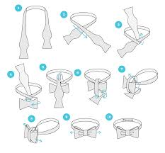 how to tie a bow tie ties com