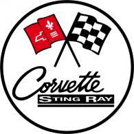 stingray corvette logo corvette stingray brands of the vector logos
