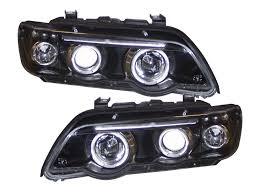 bmw x5 headlights autoart bw x5 5100 headlights black amazon co uk car