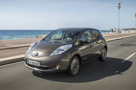 new nissan leaf electric cars u0027no longer just for green eco warriors u0027 says nissan