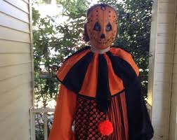 scary clown costumes scary clown costume etsy