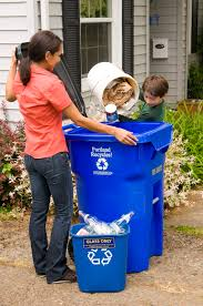 recycling at home metro