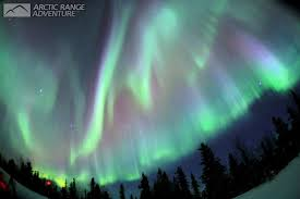 aurora borealis northern lights tours yukon yukon winter escape private lake cabin whitehorse canada